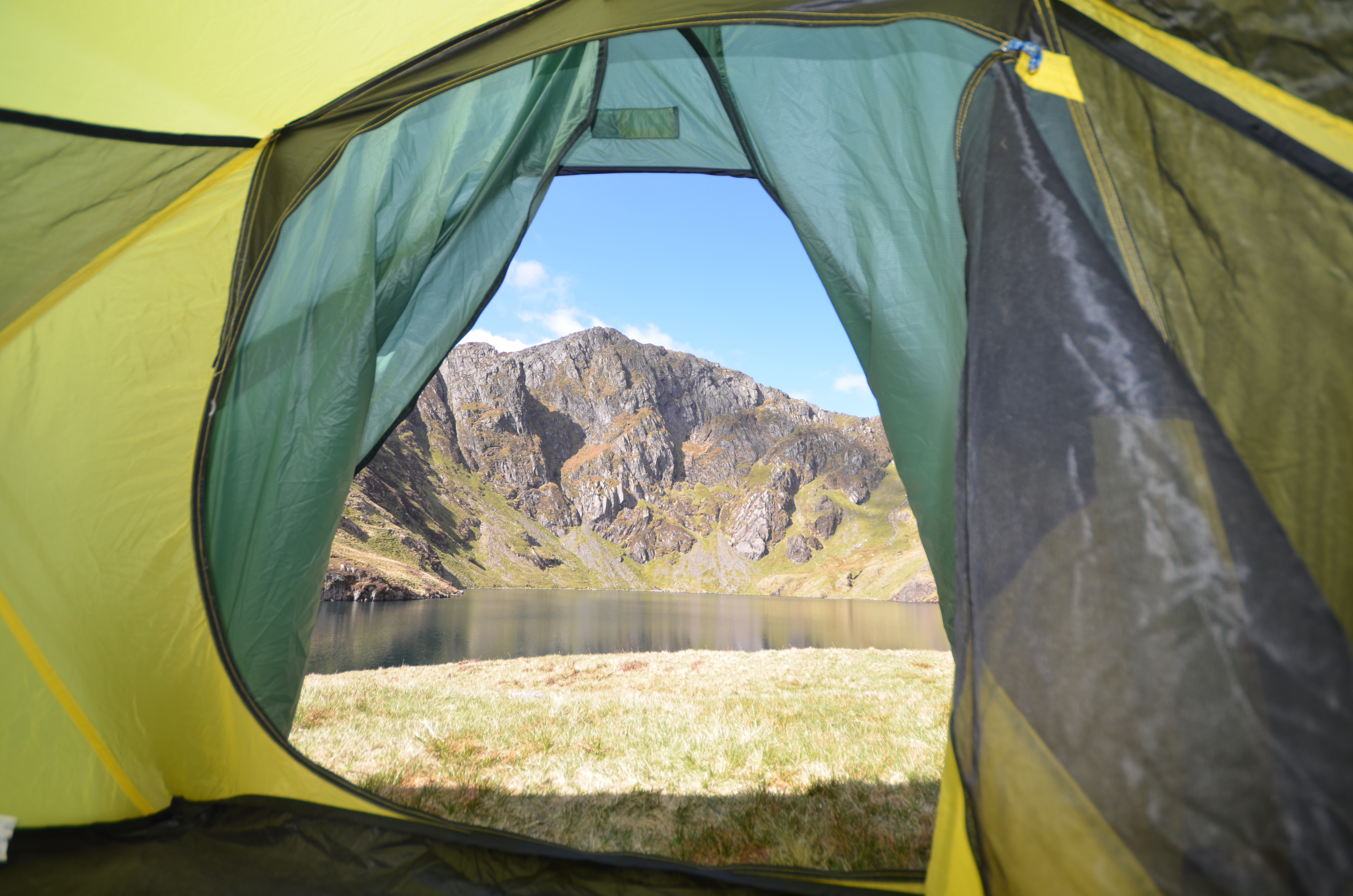 Wild Camping: The basics