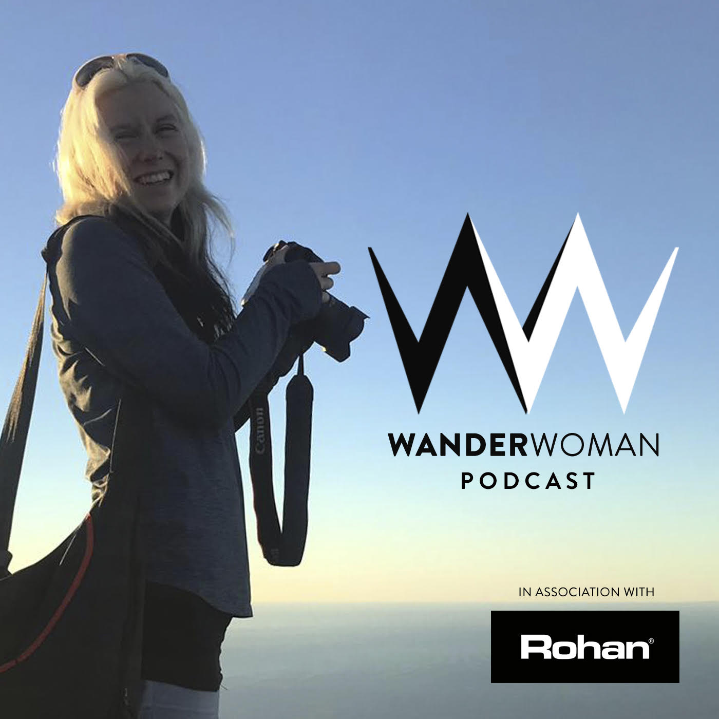 Wander Woman Podcast – is now live!