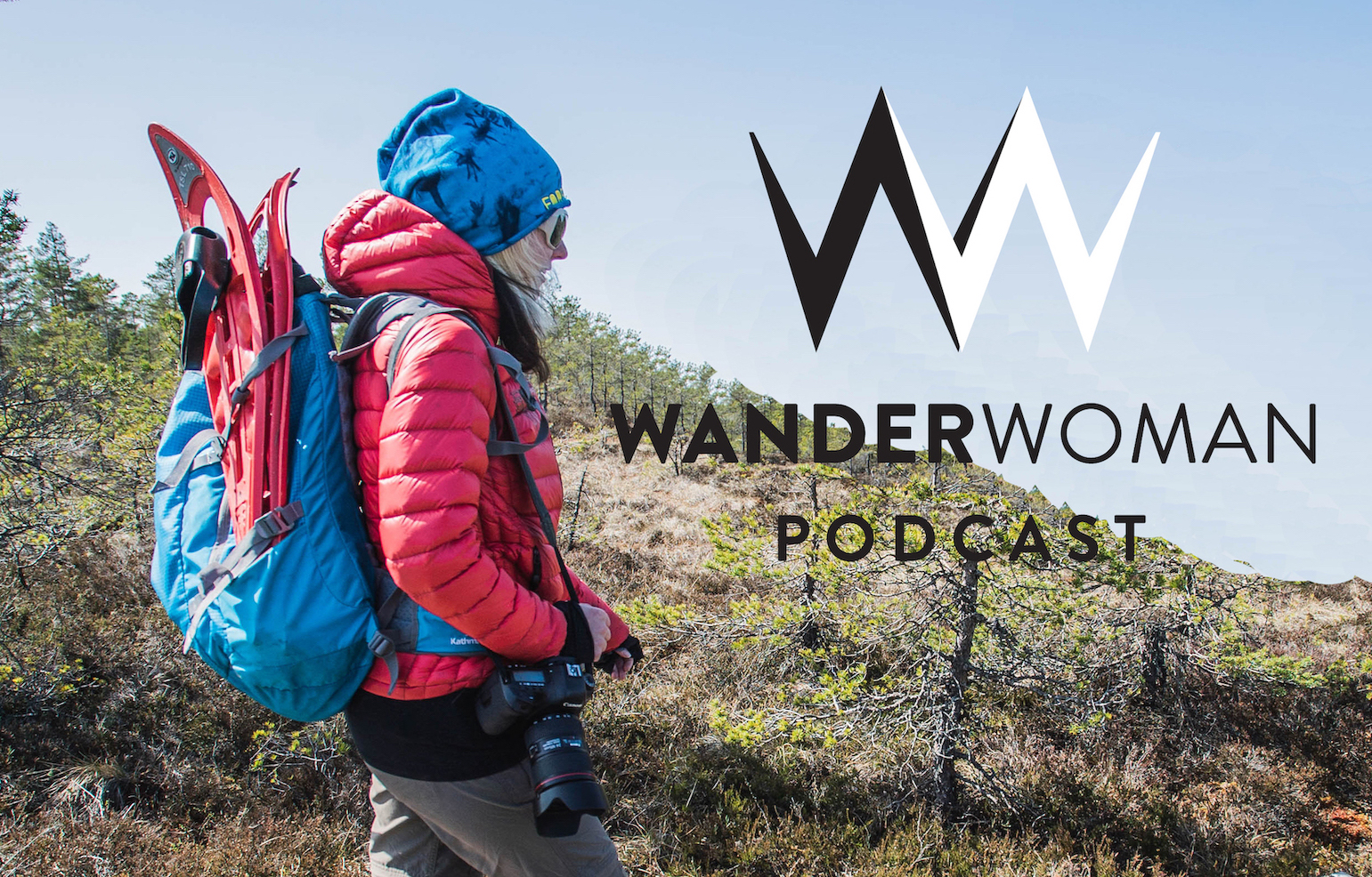Wander Woman Podcast – Episode 3 – live!