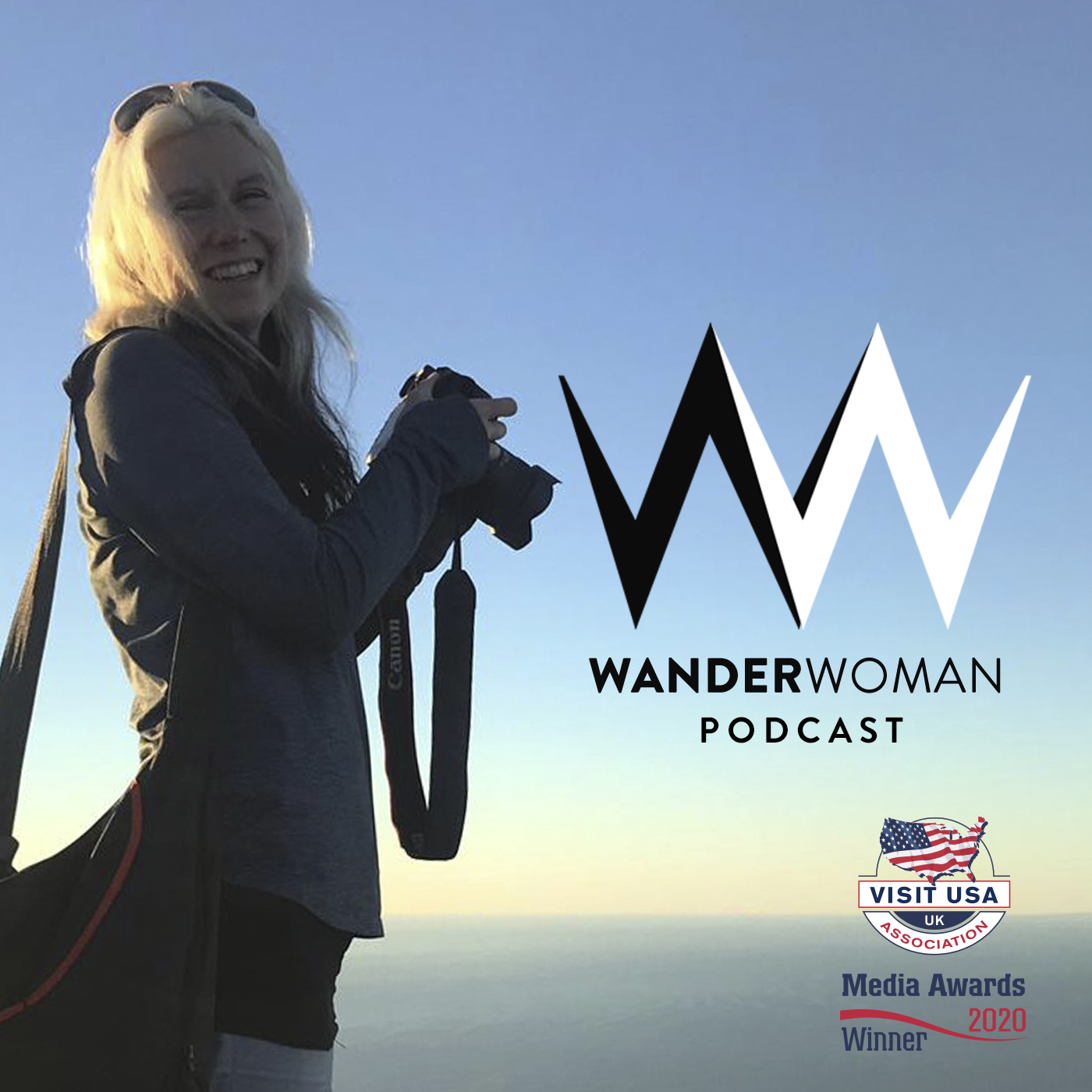 Wander Woman Podcast Wins National Award